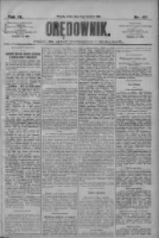 Orędownik: pismo dla spraw politycznych i społecznych 1910.08.17 R.40 Nr187