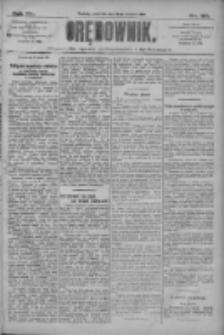 Orędownik: pismo dla spraw politycznych i społecznych 1910.08.18 R.40 Nr188