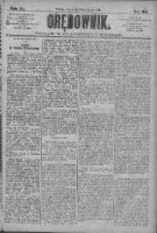 Orędownik: pismo dla spraw politycznych i społecznych 1910.08.20 R.40 Nr190