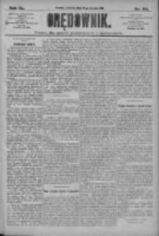 Orędownik: pismo dla spraw politycznych i społecznych 1910.08.25 R.40 Nr194