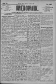 Orędownik: pismo dla spraw politycznych i społecznych 1910.09.06 R.40 Nr204