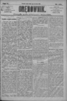 Orędownik: pismo dla spraw politycznych i społecznych 1910.09.07 R.40 Nr205