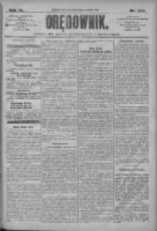 Orędownik: pismo dla spraw politycznych i społecznych 1910.09.08 R.40 Nr206