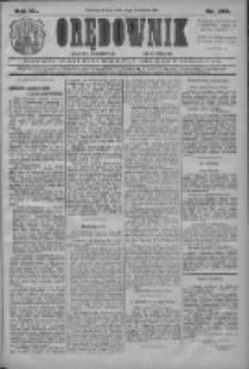 Orędownik: najstarsze ludowe pismo narodowe i katolickie w Wielkopolsce 1910.09.13 R.40 Nr209
