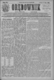 Orędownik: najstarsze ludowe pismo narodowe i katolickie w Wielkopolsce 1910.09.14 R.40 Nr210