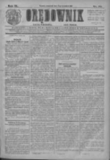 Orędownik: najstarsze ludowe pismo narodowe i katolickie w Wielkopolsce 1910.09.15 R.40 Nr211