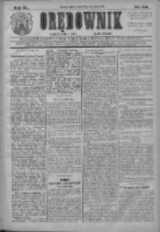 Orędownik: najstarsze ludowe pismo narodowe i katolickie w Wielkopolsce 1910.09.17 R.40 Nr213