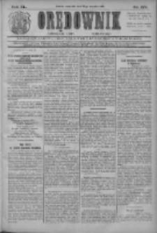 Orędownik: najstarsze ludowe pismo narodowe i katolickie w Wielkopolsce 1910.09.22 R.40 Nr217