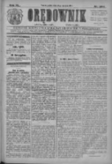 Orędownik: najstarsze ludowe pismo narodowe i katolickie w Wielkopolsce 1910.09.30 R.40 Nr224
