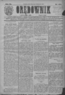 Orędownik: najstarsze ludowe pismo narodowe i katolickie w Wielkopolsce 1910.10.04 R.40 Nr227