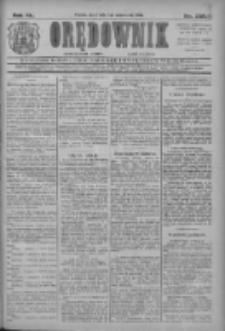 Orędownik: najstarsze ludowe pismo narodowe i katolickie w Wielkopolsce 1910.10.07 R.40 Nr230