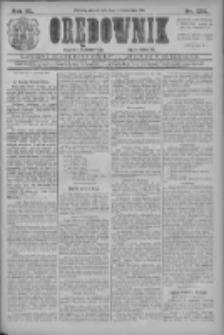 Orędownik: najstarsze ludowe pismo narodowe i katolickie w Wielkopolsce 1910.10.11 R.40 Nr233