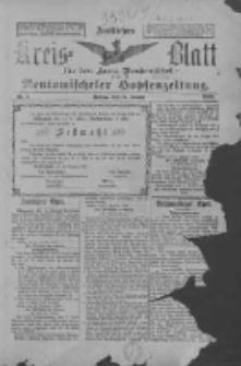 Amtliches Kreis-Blatt für den Kreis Neutomischel: zugleich Neutomischeler Hopfenzeitung 1897.01.15 Nr5