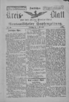 Amtliches Kreis-Blatt für den Kreis Neutomischel: zugleich Neutomischeler Hopfenzeitung 1897.02.09 Nr12