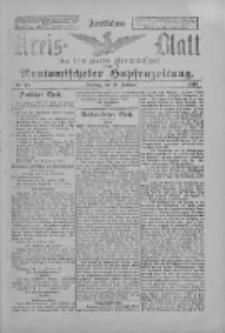 Amtliches Kreis-Blatt für den Kreis Neutomischel: zugleich Neutomischeler Hopfenzeitung 1897.02.16 Nr14
