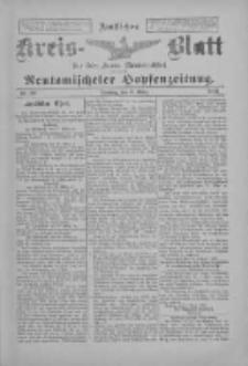 Amtliches Kreis-Blatt für den Kreis Neutomischel: zugleich Neutomischeler Hopfenzeitung 1897.03.09 Nr20