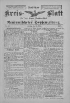 Amtliches Kreis-Blatt für den Kreis Neutomischel: zugleich Neutomischeler Hopfenzeitung 1897.03.19 Nr23