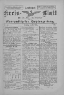 Amtliches Kreis-Blatt für den Kreis Neutomischel: zugleich Neutomischeler Hopfenzeitung 1897.03.23 Nr24