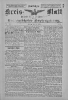 Amtliches Kreis-Blatt für den Kreis Neutomischel: zugleich Neutomischeler Hopfenzeitung 1897.03.26 Nr25