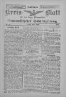 Amtliches Kreis-Blatt für den Kreis Neutomischel: zugleich Neutomischeler Hopfenzeitung 1897.04.06 Nr28