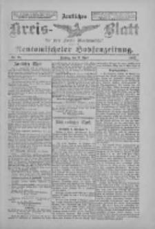 Amtliches Kreis-Blatt für den Kreis Neutomischel: zugleich Neutomischeler Hopfenzeitung 1897.04.09 Nr29