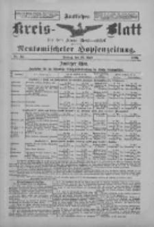 Amtliches Kreis-Blatt für den Kreis Neutomischel: zugleich Neutomischeler Hopfenzeitung 1897.04.30 Nr34