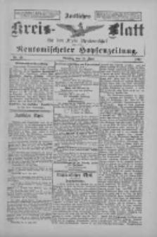 Amtliches Kreis-Blatt für den Kreis Neutomischel: zugleich Neutomischeler Hopfenzeitung 1897.06.15 Nr46