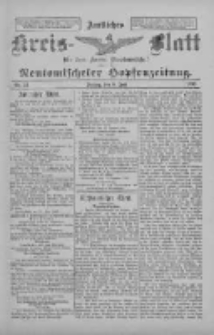 Amtliches Kreis-Blatt für den Kreis Neutomischel: zugleich Neutomischeler Hopfenzeitung 1897.07.09 Nr53
