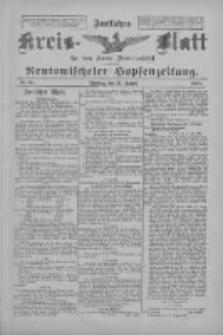 Amtliches Kreis-Blatt für den Kreis Neutomischel: zugleich Neutomischeler Hopfenzeitung 1897.08.31 Nr68