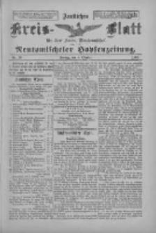 Amtliches Kreis-Blatt für den Kreis Neutomischel: zugleich Neutomischeler Hopfenzeitung 1897.10.08 Nr79