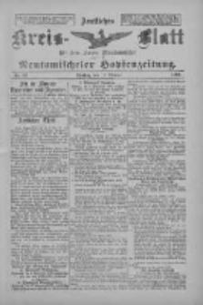 Amtliches Kreis-Blatt für den Kreis Neutomischel: zugleich Neutomischeler Hopfenzeitung 1897.10.19 Nr82