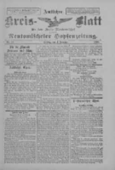 Amtliches Kreis-Blatt für den Kreis Neutomischel: zugleich Neutomischeler Hopfenzeitung 1898.02.04 Nr10