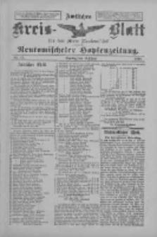 Amtliches Kreis-Blatt für den Kreis Neutomischel: zugleich Neutomischeler Hopfenzeitung 1898.06.14 Nr45