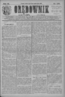 Orędownik: najstarsze ludowe pismo narodowe i katolickie w Wielkopolsce 1910.10.22 R.40 Nr243