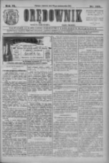 Orędownik: najstarsze ludowe pismo narodowe i katolickie w Wielkopolsce 1910.10.23 R.40 Nr244