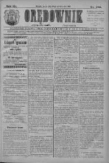 Orędownik: najstarsze ludowe pismo narodowe i katolickie w Wielkopolsce 1910.10.28 R.40 Nr248