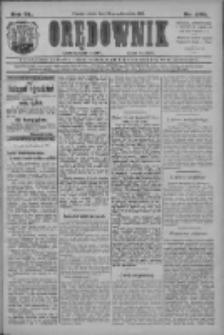 Orędownik: najstarsze ludowe pismo narodowe i katolickie w Wielkopolsce 1910.10.29 R.40 Nr249