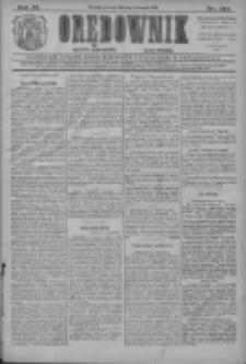 Orędownik: najstarsze ludowe pismo narodowe i katolickie w Wielkopolsce 1910.11.01 R.40 Nr251