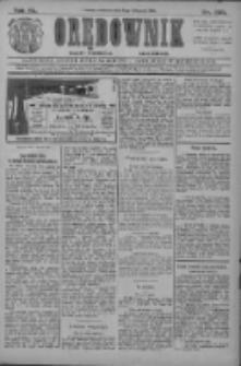 Orędownik: najstarsze ludowe pismo narodowe i katolickie w Wielkopolsce 1910.11.06 R.40 Nr255