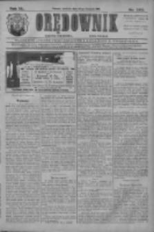 Orędownik: najstarsze ludowe pismo narodowe i katolickie w Wielkopolsce 1910.11.20 R.40 Nr266