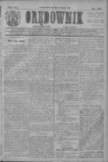 Orędownik: najstarsze ludowe pismo narodowe i katolickie w Wielkopolsce 1910.11.26 R.40 Nr271