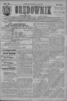 Orędownik: najstarsze ludowe pismo narodowe i katolickie w Wielkopolsce 1910.11.30 R.40 Nr274