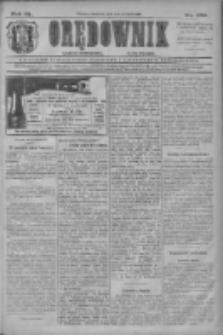 Orędownik: najstarsze ludowe pismo narodowe i katolickie w Wielkopolsce 1910.12.01 R.40 Nr275