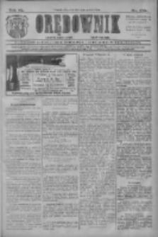 Orędownik: najstarsze ludowe pismo narodowe i katolickie w Wielkopolsce 1910.12.04 R.40 Nr278