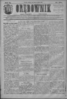 Orędownik: najstarsze ludowe pismo narodowe i katolickie w Wielkopolsce 1910.12.10 R.40 Nr282