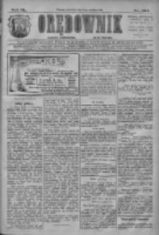 Orędownik: najstarsze ludowe pismo narodowe i katolickie w Wielkopolsce 1910.12.11 R.40 Nr283