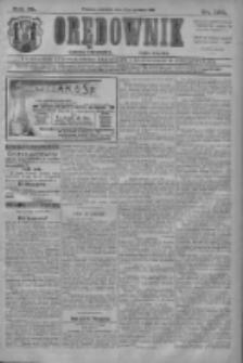 Orędownik: najstarsze ludowe pismo narodowe i katolickie w Wielkopolsce 1910.12.15 R.40 Nr286