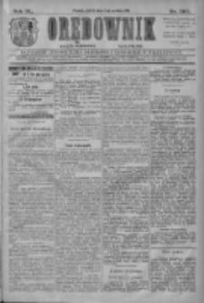 Orędownik: najstarsze ludowe pismo narodowe i katolickie w Wielkopolsce 1910.12.17 R.40 Nr288