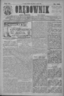 Orędownik: najstarsze ludowe pismo narodowe i katolickie w Wielkopolsce 1910.12.18 R.40 Nr289