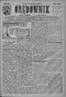 Orędownik: najstarsze ludowe pismo narodowe i katolickie w Wielkopolsce 1910.12.20 R.40 Nr290